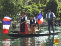 Bastille Day procession